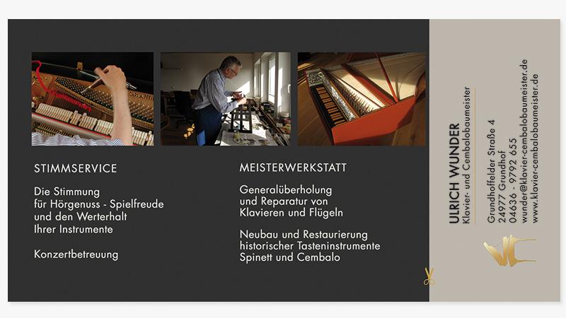 screenshot conwu grafikdesign von Wunder Cembalobau Flyer