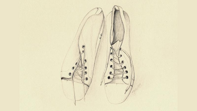 Zeichnungen von Gisela Mager-Wunder conwu